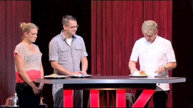 Hell's Kitchen: Next of Ramekin