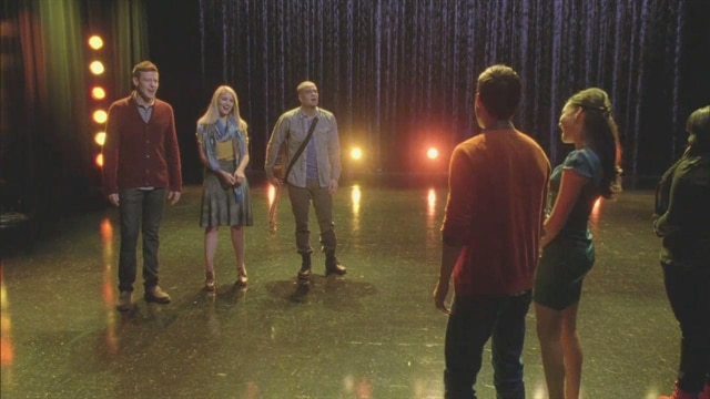 Glee: Homeward Bound