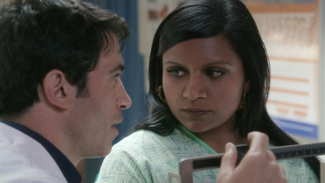 The Mindy Project | Danny Castellano is My Gynecologist