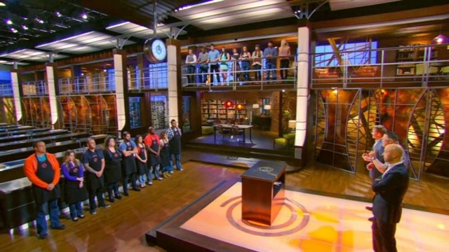 MasterChef | Top 18 Compete
