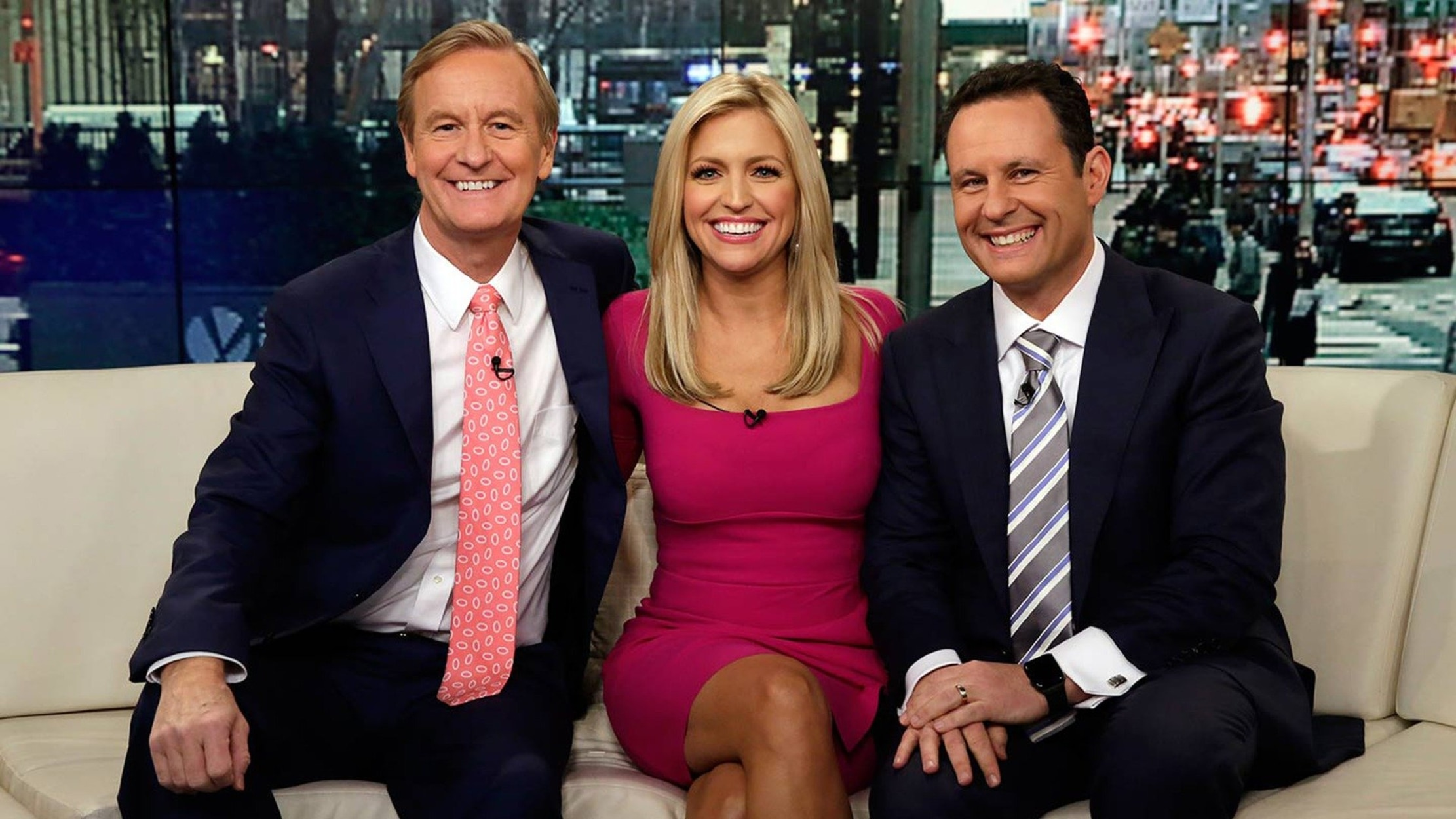 FOX and Friends Sunday seriesDetail