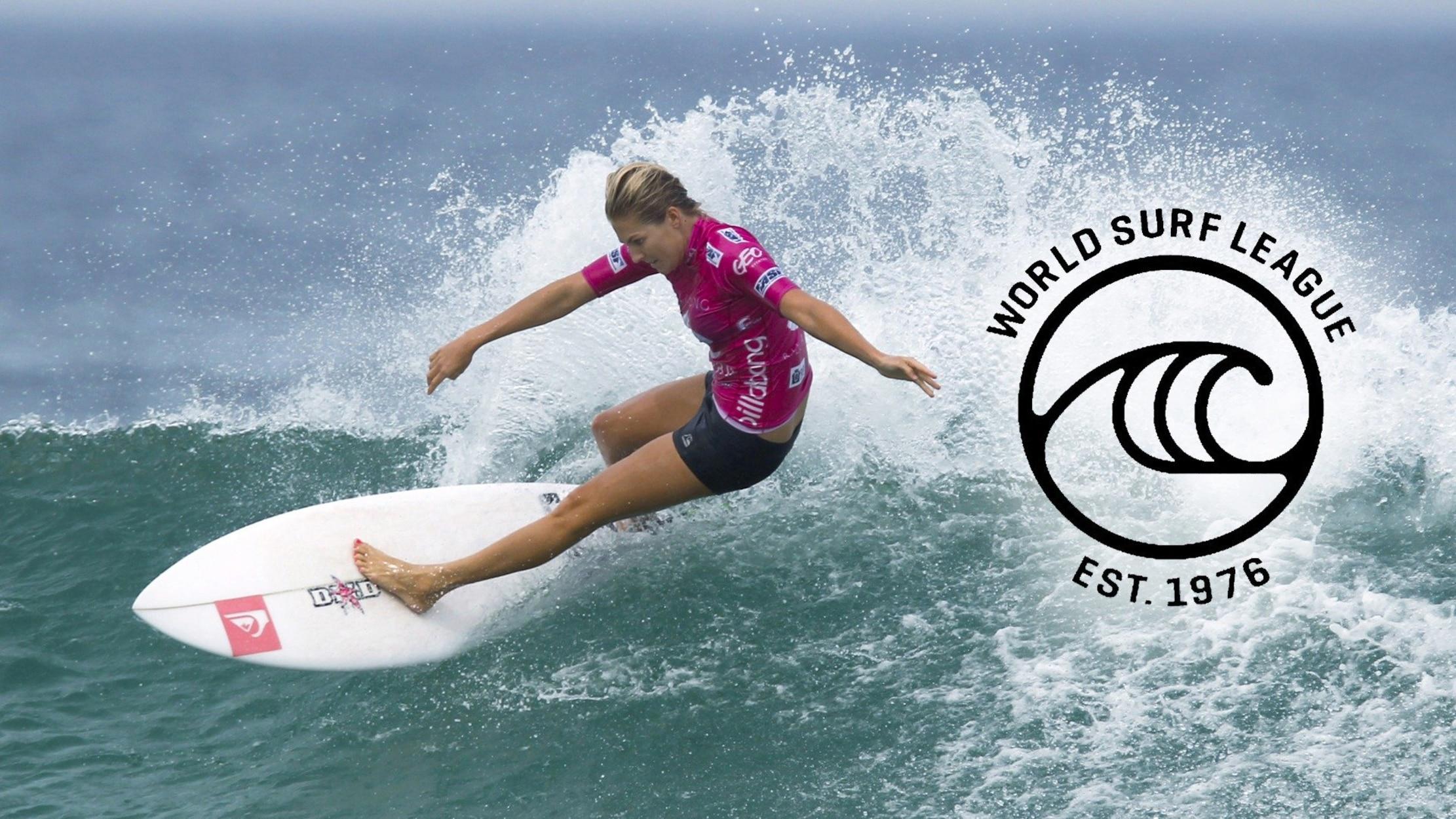 World Surf League Presents seriesDetail
