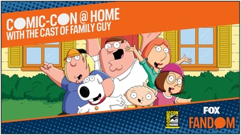 comic-con 2020 @ home: favorite moments from the cast tile image