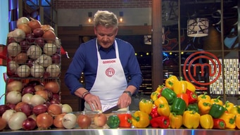gordon ramsay demonstrates six essential cooking skills tile image