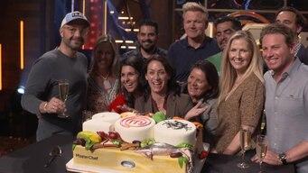 200th episode celebration tile image