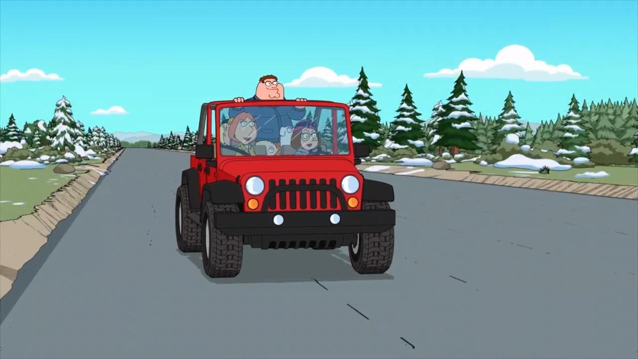 Watch Family Guy: Season 17, Episode 7,