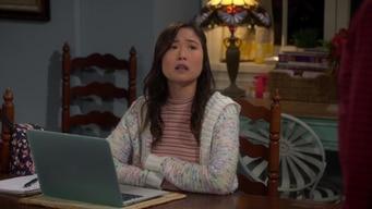 mike asks jen for her family's secret recipe tile image