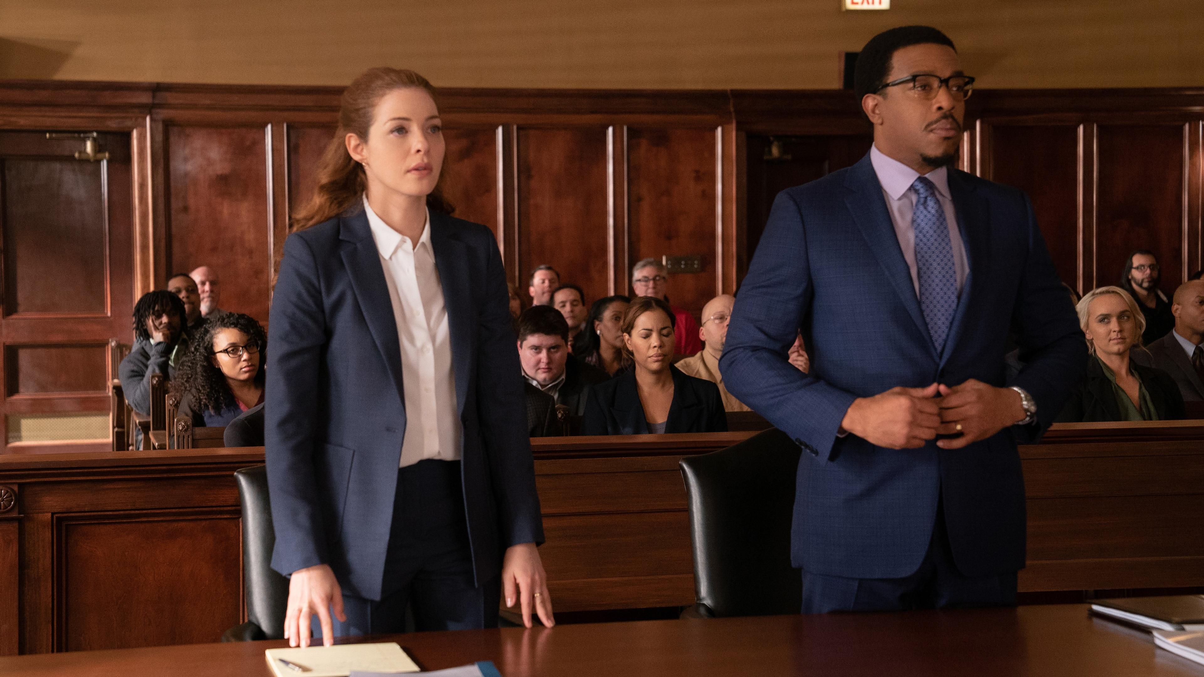 Watch Proven Innocent: Season 1, Episode 13,