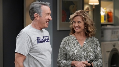Last Man Standing S9 E2 Dual Time 2021-01-08