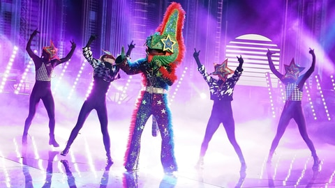 The Masked Singer S6 E5 Group B Finals - The Ulti 'Mutt' Wildcard 2021-04-08