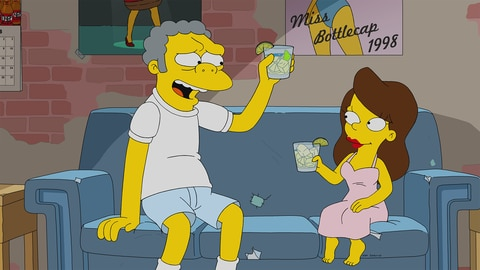 The Simpsons S33 E4 The Wayz We Were 2021-10-18
