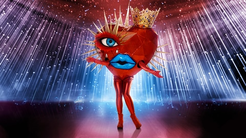The Masked Singer S5 Preview: Queen Of Hearts 2021-09-08