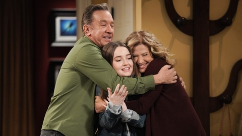 Last Man Standing S9 E14 The Two Nieces of Eve 2021-04-09