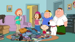 Watch Family Guy: Season 17, Episode 11,