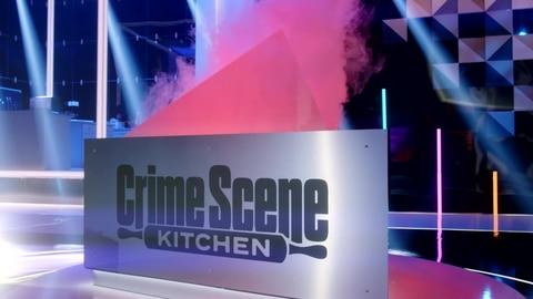 Crime Scene Kitchen S1 The Showpiece Dessert Is... 2021-07-07