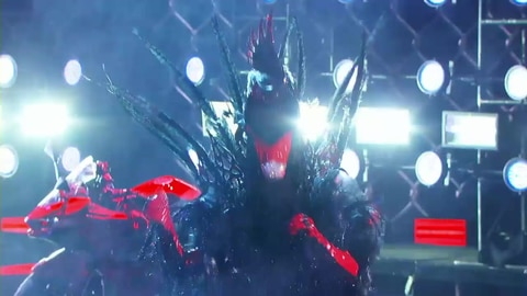 """The Masked Singer S5 Black Swan Performs """"Barracuda"""" By Heart 2021-03-16"""