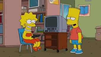 bart & lisa watch a dated workplace video tile image