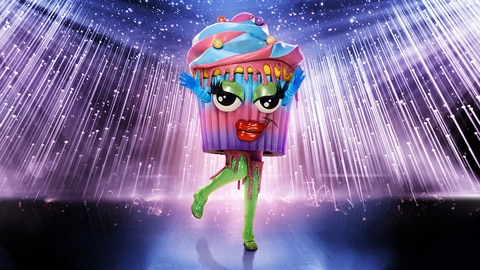 The Masked Singer S6 Preview: Cupcake 2021-10-04