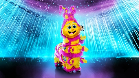 The Masked Singer S6 Preview: Caterpillar 2021-10-05
