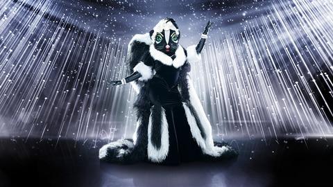 The Masked Singer S6 Preview: Skunk 2021-10-04