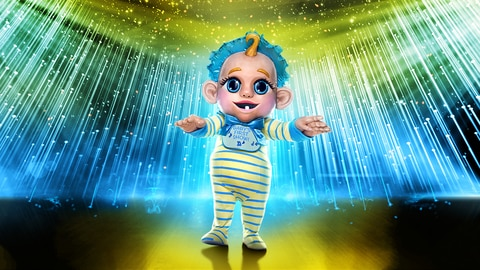 The Masked Singer S6 Preview: Baby 2021-10-05