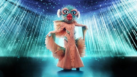 The Masked Singer S6 Preview: Pufferfish 2021-10-04
