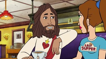 jesus tells jenny the hug n' bugs are worthless tile image