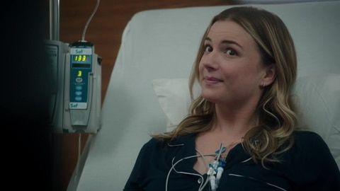 The Resident S4 Billie Checks On Nic 2021-02-13