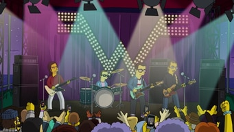 weezer plays the simpsons theme song tile image
