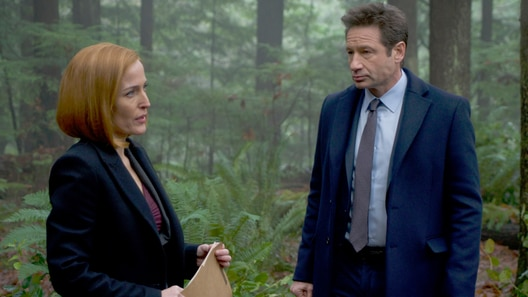 X files co stars dating — img 3