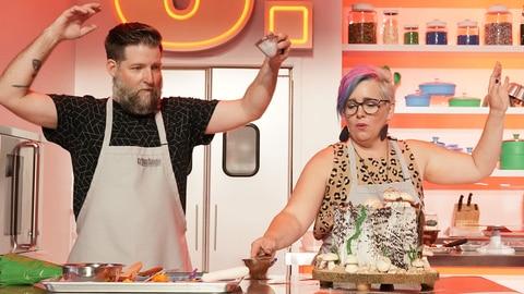 Crime Scene Kitchen S1 E2 Meet the Competition 2021-06-03