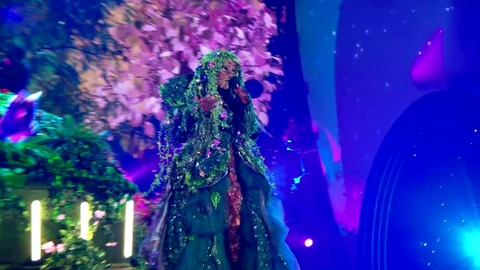 """The Masked Singer S6 Mother Nature Performs """"I'm Coming Out"""" by Diana Ross 2021-09-21"""