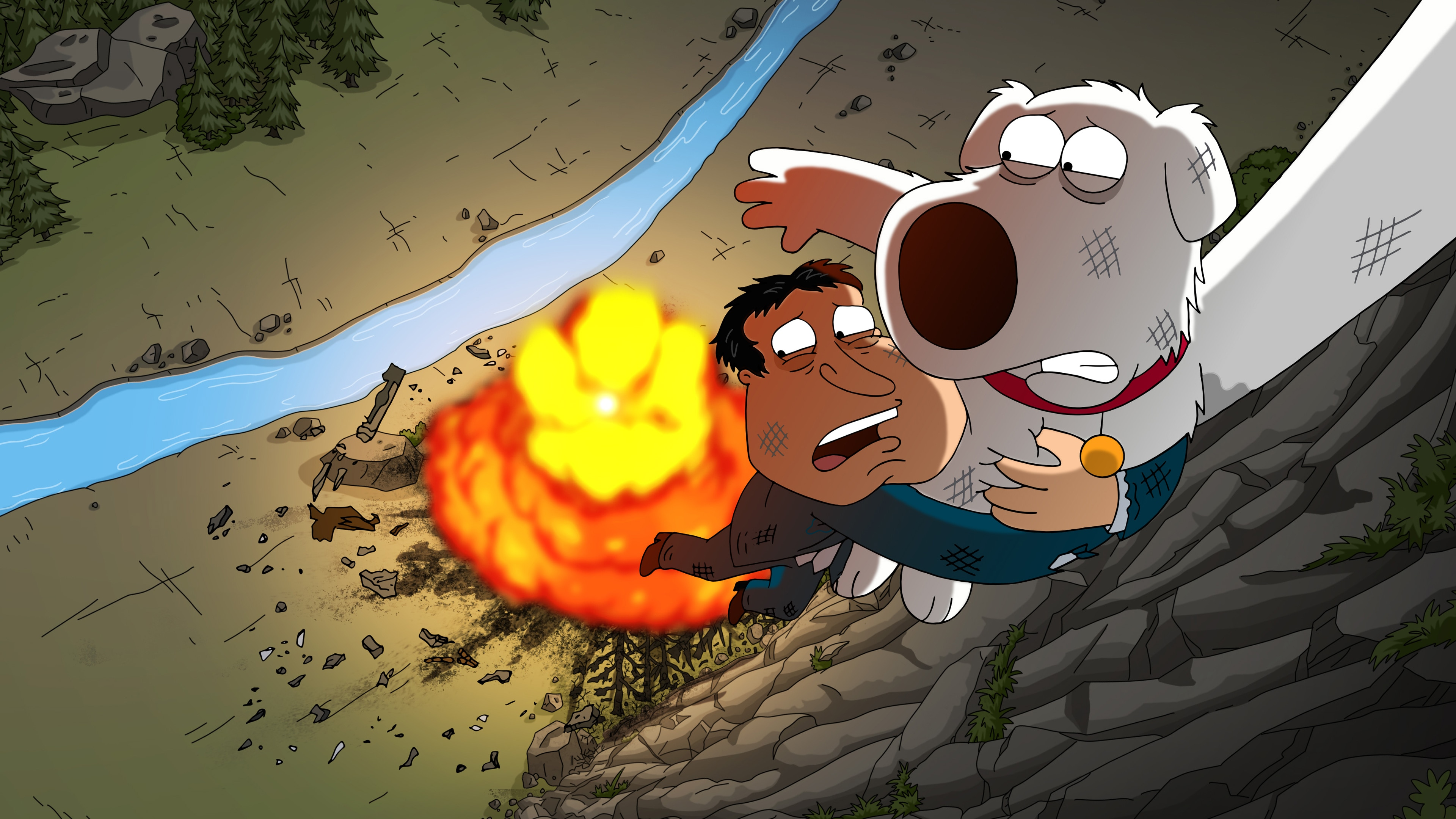 Watch Family Guy: Season 17, Episode 20,