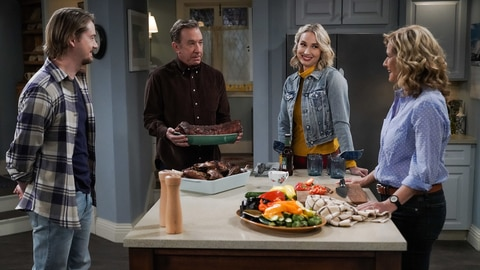 Last Man Standing S9 E10 Meatless Mike 2021-03-05