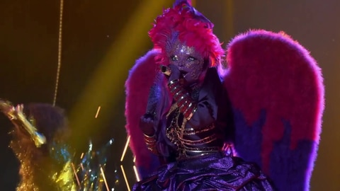"""Night Angel Performs """"River Deep, Mountain High"""" By Tina Turner"""