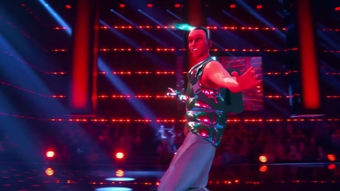 """Alter Ego S1 Kai Performs """"Larger Than Life"""" by Backstreet Boys 2021-09-23"""