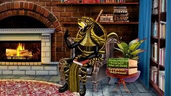 the clues: serpent tile image