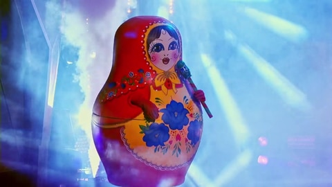 "The Masked Singer S5 The Russian Dolls Perform ""Wonder"" By Shawn Mendes 2021-03-23"