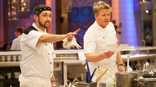 s17 e14 families come to hell - Hells Kitchen Season 1