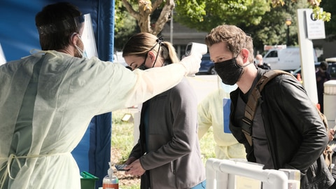 The Resident S4 E1 A Wedding, A Funeral 2021-01-13