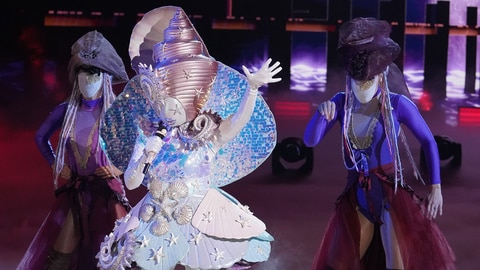 The Masked Singer S6 E3 Group A Wildcard Round -- Enter the Wildcards! 2021-03-25