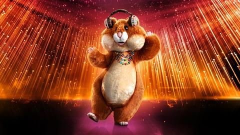 The Masked Singer S5 Preview: Hamster 2021-08-27