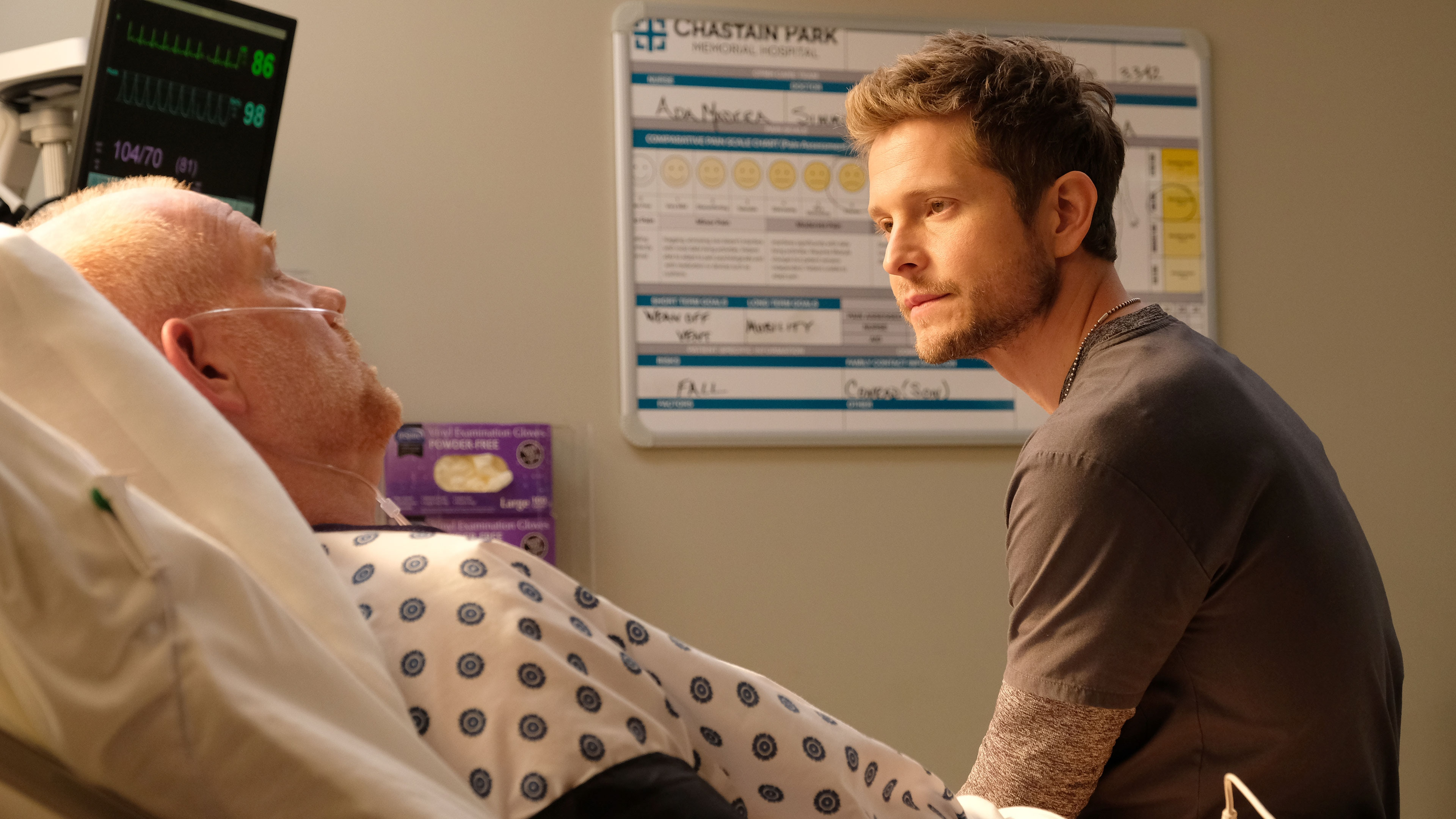 Watch The Resident Season 2 Episode 10 After The Fall