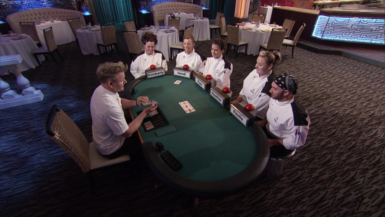 vegas comes to hells kitchen watch hells kitchen clips at foxcom - Hells Kitchen Vegas