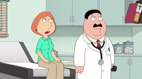 Family Guy S20 E1 LASIK Instinct 2021-09-27