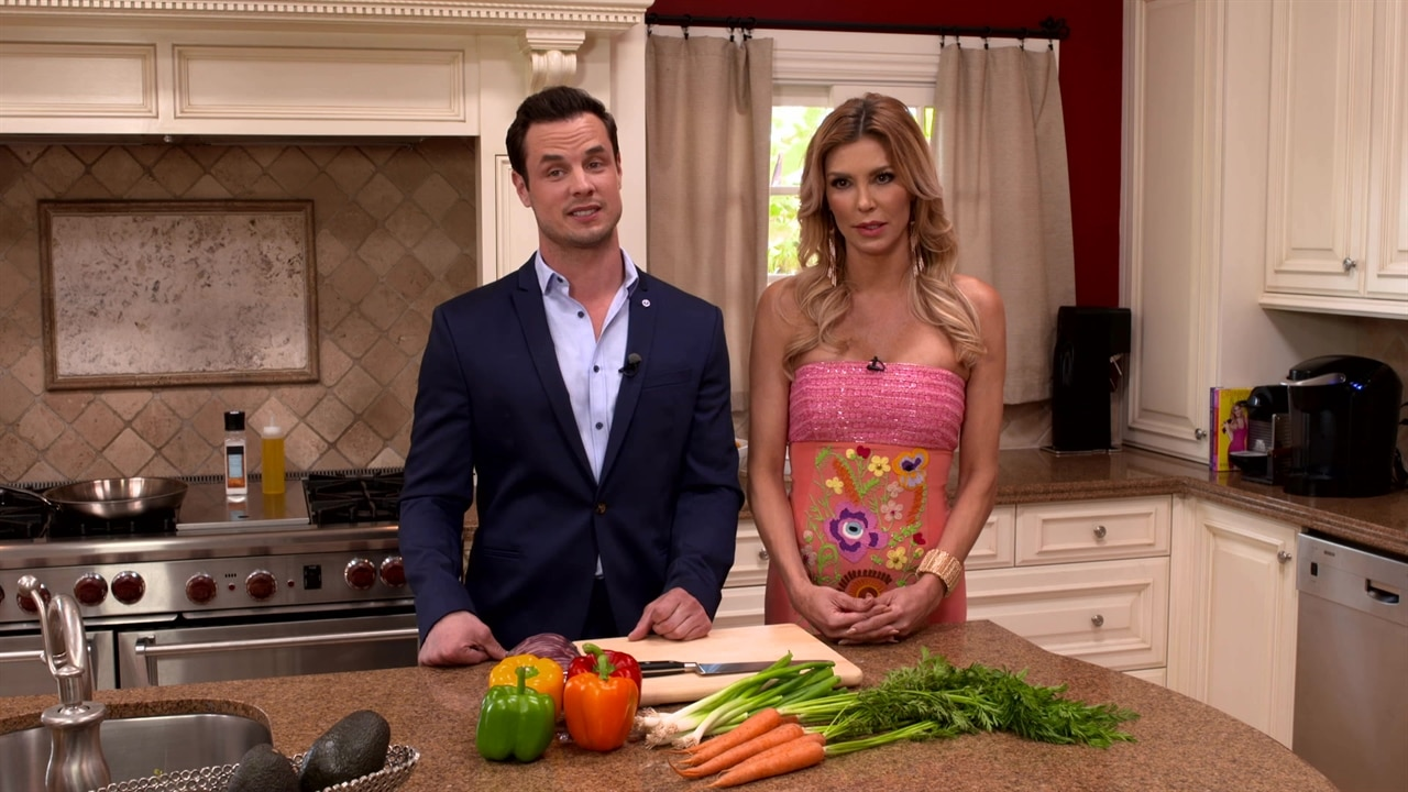 The Kitchen Tv Show Watch Dinner Party Tips Pti Online  Fox