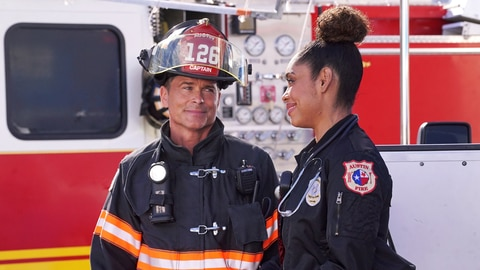 9-1-1: Lone Star S2 E6 Everyone and Their Brother 2021-02-23