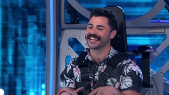 zach is rocking a tom selleck mustache tile image