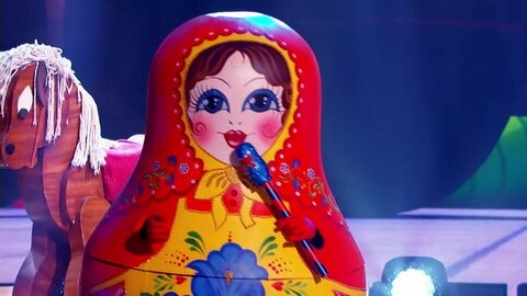 "The Masked Singer S5 Russian Dolls Perform ""Want To Want Me"" by Jason Derulo 2021-04-13"