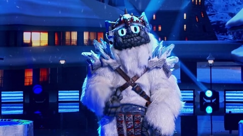 "The Masked Singer S5 Yeti Performs ""If It Isn't Love"" by New Edition 2021-04-13"